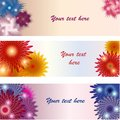 Free Floral Banners Stock Photography - 28539622