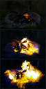 Free Fire Explosion Royalty Free Stock Images - 28539959