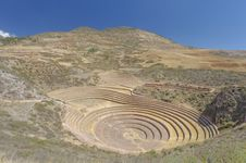 Free Moray Terraces Stock Photo - 28530410
