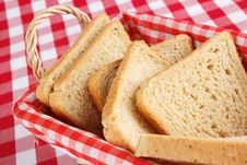 Free Sliced Bread Royalty Free Stock Photography - 28531747