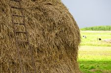 Free Haycock In The Village Stock Photo - 28532670