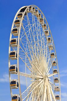 Free Ferris Wheel Royalty Free Stock Photography - 28534147
