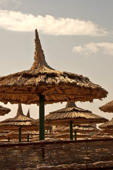 Free Reed Tents Stock Photography - 28538762