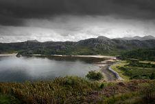 Free Coast Scotland Royalty Free Stock Photo - 28539435