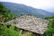Free Roof Of House In The Village Cheresha In The Rhodope Mountain, Bulgaria Royalty Free Stock Image - 28533606