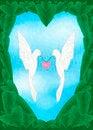 Free Shared Heart B2 Stock Photo - 28541930