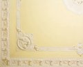 Free Stucco On The Ceiling Of Historic Building Stock Photos - 28543383