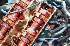 Free Vintage Motor Stock Photography - 28540092
