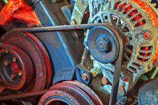 Free Vintage Motor Stock Photos - 28540243