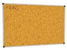 Cork-board Background Royalty Free Stock Image