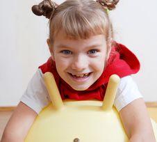 Free Little Girl Stock Image - 28544331