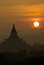 Free BAGAN Sunrises Stock Image - 28543301