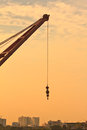 Free Cranes In The Sky Stock Photo - 28554570