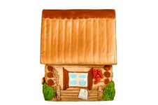 Free Miniature Model Country Home &x28;piggy Bank&x29; Stock Photo - 28551840