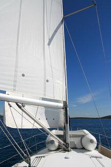 Free Sailing Equipment Stock Image - 28552811