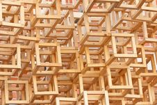 Free Stacked Wood Frame Stock Photos - 28554563