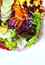 Free Vegetable Salad On The Plate Royalty Free Stock Image - 28552156