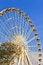 Free Ferris Wheel In Blue Sky Stock Image - 28554551