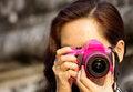 Free Photographer Royalty Free Stock Photo - 28562245