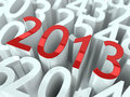 Free New Year 2013 Background. Royalty Free Stock Photos - 28564208