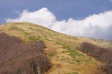 Free On The Ridge To The Hut Echo, Bulgaria Stock Photo - 28563260