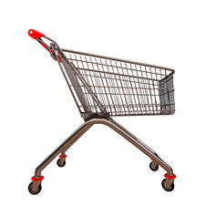 Free Metal Cart Royalty Free Stock Images - 28566699