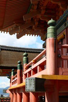 Free Kiyomizu Temple Royalty Free Stock Photos - 28567978