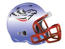 Free American Football Art Stock Photo - 28569380