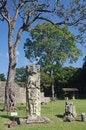 Free Copan Maya Ruins Royalty Free Stock Photos - 28578268