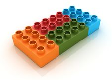 Free Lego Building Blocks Stock Photos - 28572403