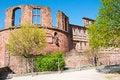 Free Heidelberg Castle In Germany Stock Images - 28582084