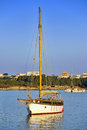 Free Sailboat In Majorca Royalty Free Stock Photo - 28583825