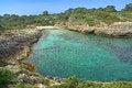 Free Cala Brafi Beach Royalty Free Stock Images - 28583829