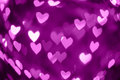 Free Valentines Abstract Heart Background Stock Image - 28587561