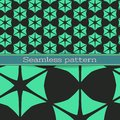 Free Vector Geometric Seamless Pattern Stock Photo - 28587720