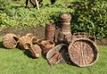 Free Wicker Baskets. Stock Photos - 28588393