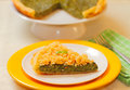 Free Spinach Tart Stock Image - 28589051