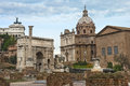 Free Ancient Ruins Of The Roman Forum Royalty Free Stock Images - 28589789