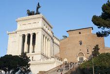 Free Vittoriano Stock Photo - 28582400