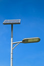Free Solar Cell Lamp Stock Photography - 28591222