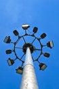 Free Street Lamp Pole Royalty Free Stock Photography - 28591327