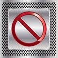 Free Fantastic Metal Stop Sign Background . Stock Image - 28597801