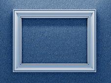 Free White Photo Frame. Royalty Free Stock Photos - 28591928