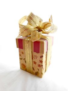 Free Giving A Gift Stock Images - 28596734