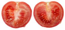 Free Tomato Slices Stock Photo - 28599450