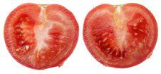 Free Tomato Slices Stock Photo - 28599450