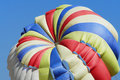 Free Closeup Parasailing Stock Photography - 2864262