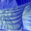 Free Blue Wavy Curves Stock Photo - 2867320