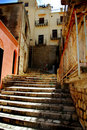 Free Grunge Old Stairway Stock Photo - 2867730