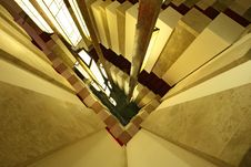 Free Marble Stairway Royalty Free Stock Image - 2863136